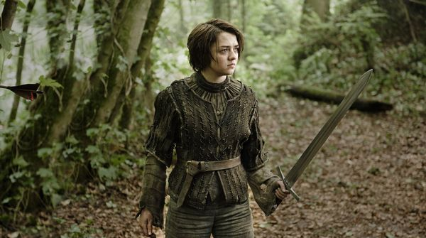 Maisie Williams Confirms Another Stark Return for 'Game of Thrones'