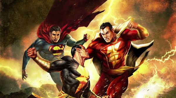 DC Film 'Shazam!' to Be a Two-Parter; Dwayne Johnson's Black Adam Getting Solo Film