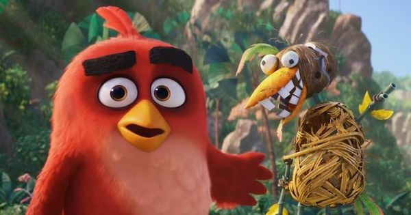 'The Angry Birds 2' Gets A Release Date