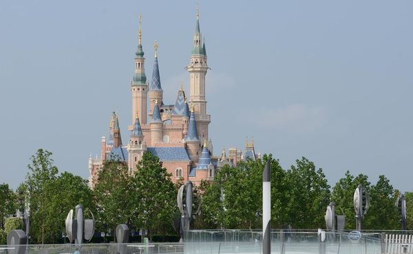 Scouting The Wonders of Shanghai Disneyland
