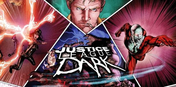 'Justice League Dark' Animated Film Headed to NYCC