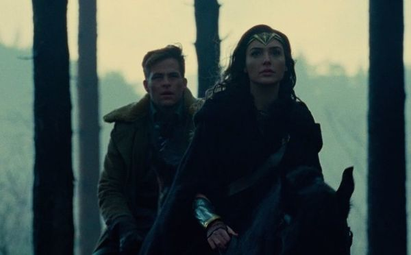 New Reports Reveal Geoff Johns Co-Wrote 'Wonder Woman'; Official Synopsis Released