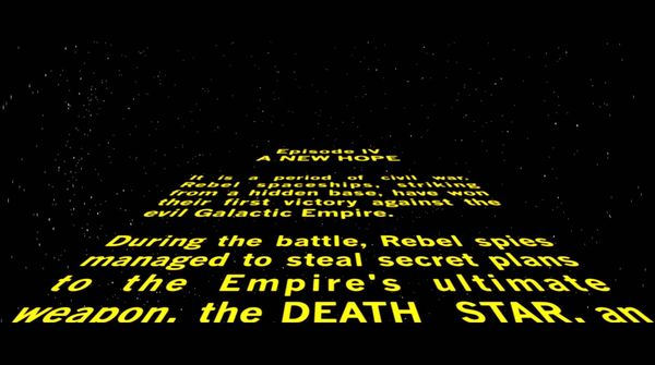 'Rogue One: A Star Wars Story' May Leave out the Opening Crawl