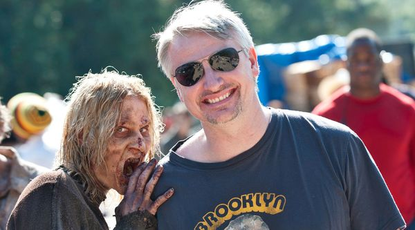 'The Walking Dead''s Glen Mazzara Addresses Diversity with Brutally Honest Questions