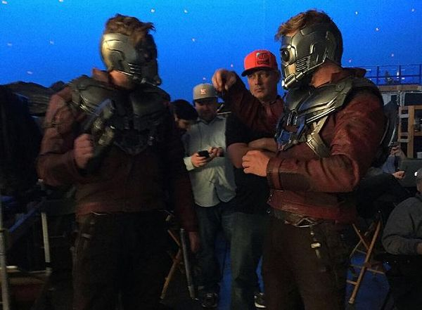 Production has Wrapped on 'Guardians of the Galaxy Vol. 2'