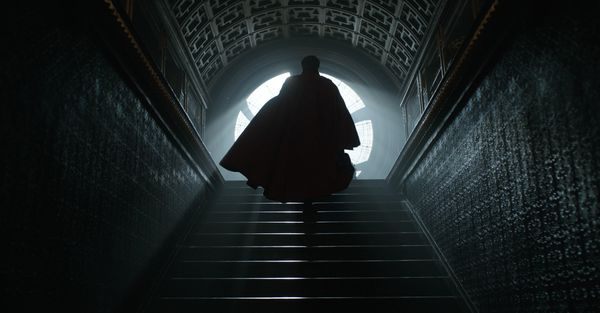 The MCU Characters Director Scott Derrickson Would Love to Pair Doctor Strange With