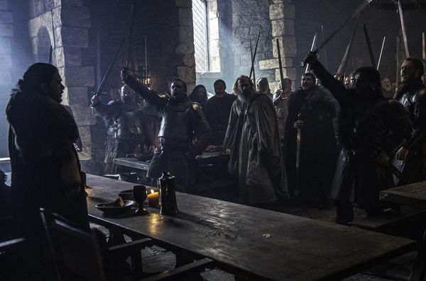 'Game of Thrones' Wins the Emmy for Outstanding Drama Series