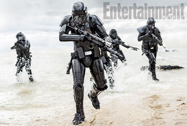 'Rogue One: A Star Wars Story' Tracking for $130 Million Box Office Debut