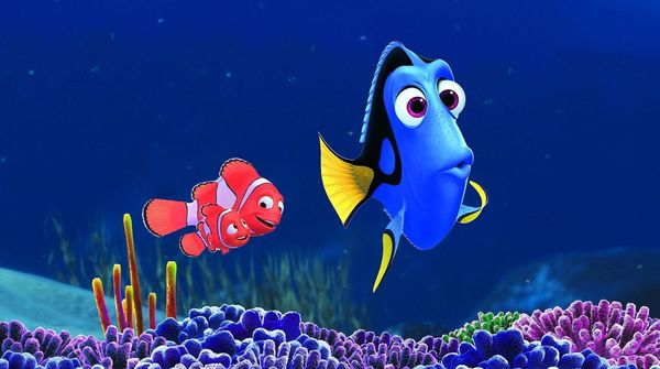 2. Finding Dory