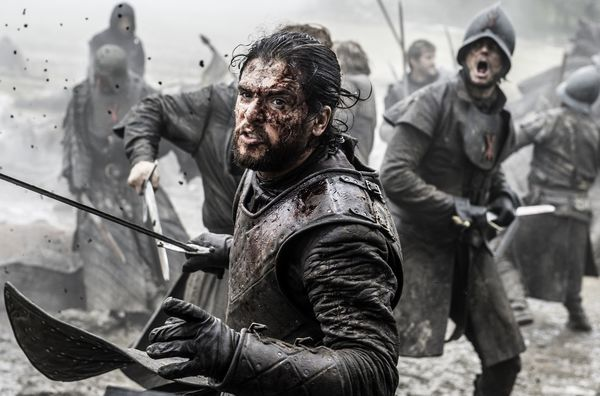 'Game of Thrones' is the Most Pirated Show of 2016