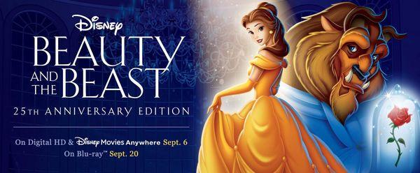 Movie Dude Quick Flicks: Beauty & The Beast, Mulan & Tarzan