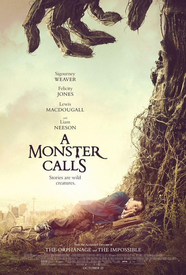 'A Monster Calls' Pushed Back to Award-Season Arrival