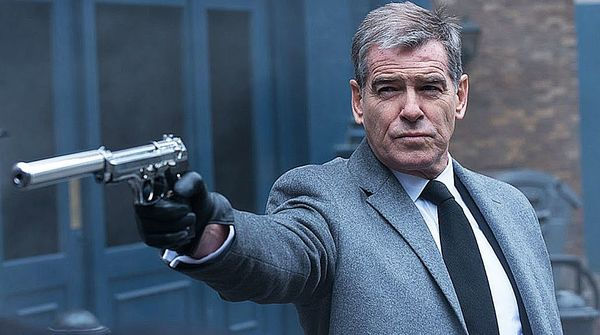 Pierce Brosnan to Star in 'The Only Living Boy in New York'