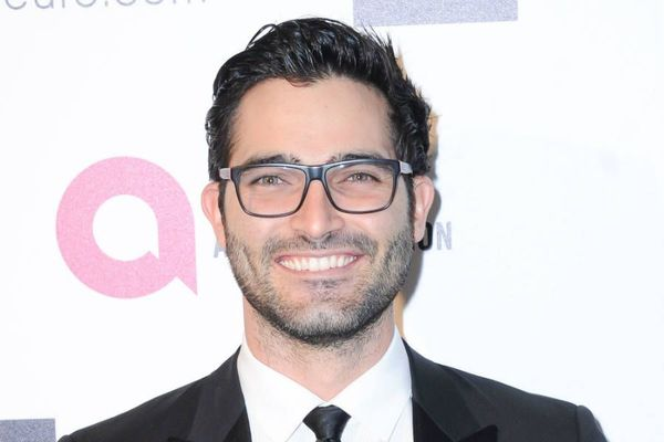 Tyler Hoechlin Talks Playing Superman in The CW's 'Supergirl'