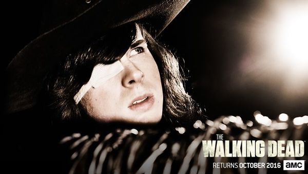 Chandler Riggs on Carl's Reaction to Negan in 'The Walking Dead'