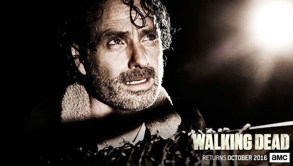 Leading Man Andrew Lincoln Talks Backlash to 'The Walking Dead' Season 6 Cliffhanger