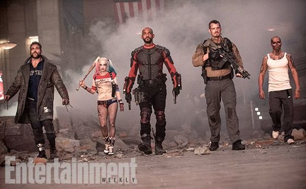 'Suicide Squad' Cast Reveals What they Wish Made the Cut