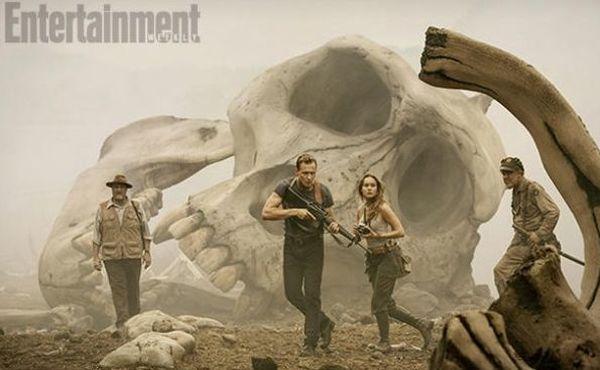 Tom Hiddleston Talks His Frightening New Movie, 'Kong: Skull Island'