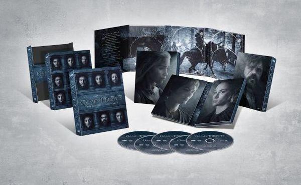 'Game of Thrones' Season 6 Headed to Shelves in November