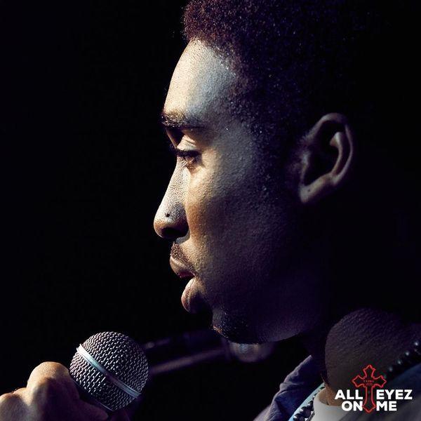 """All Eyez On Me"" (Tupac Shakur Bio-Pic) Images"