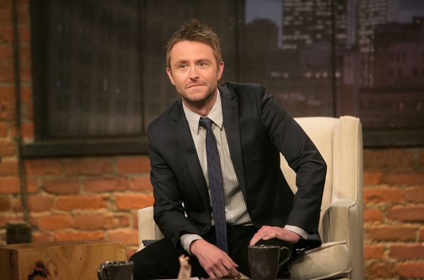 AMC Announces Multi-Year Deal with Talking Dead Host Chris Hardwick