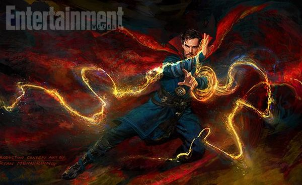 'Doctor Strange' Has a Rating Target