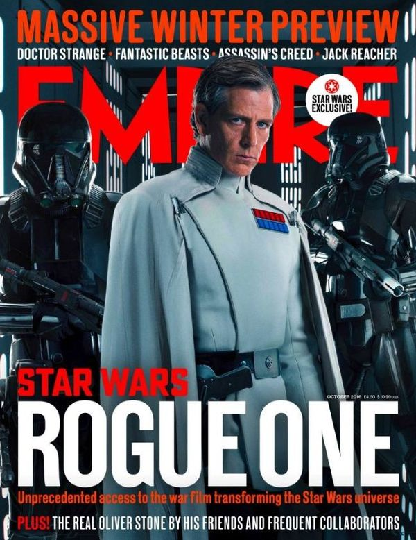Empire Covers Feature the Heroes and Villains of 'Rogue One'