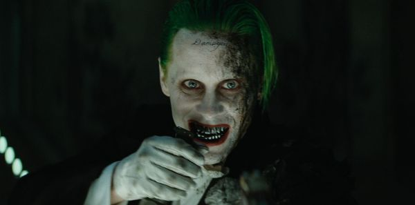 Jared Leto Talks Method Acting for the Joker in 'Suicide Squad'