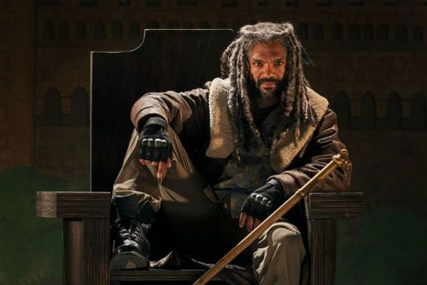 Khary Payton Talks Bringing Ezekiel into 'The Walking Dead'