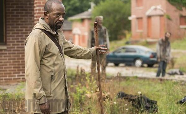 'The Walking Dead' Stars Tease Morgan and Carol's Relationship on the Road to the Kingdom