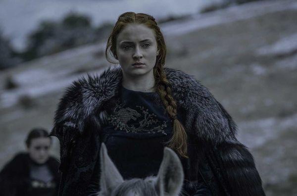 Sophie Turner Teases Sansa Stark's Future in 'Game of Thrones' Season 7