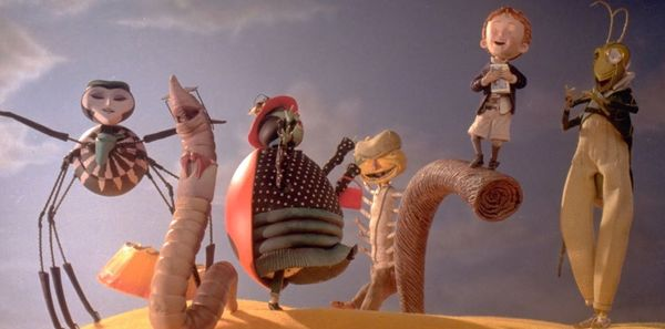 'James Bond' Director May Direct A Live-Action 'James and the Giant Peach' Remake