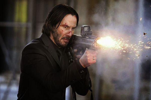 'Robin Hood: Origins' Taking a 'John Wick' Approach to Action Sequences