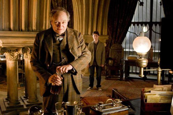 Harry Potter Alum Jim Broadbent Joins 'Game of Thrones'