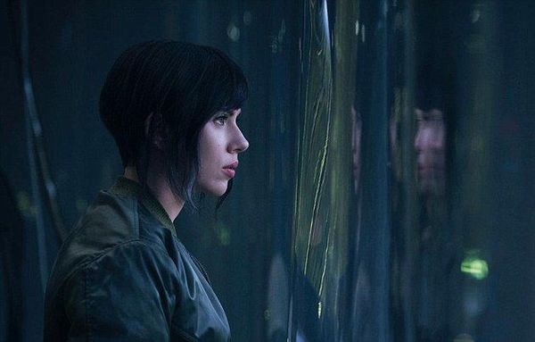 First Teasers Released for 'Ghost In The Shell' with Scarlett Johansson