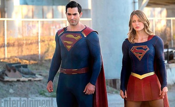 Teri Hatcher Joins 'Supergirl' in a Mystery Villain Role