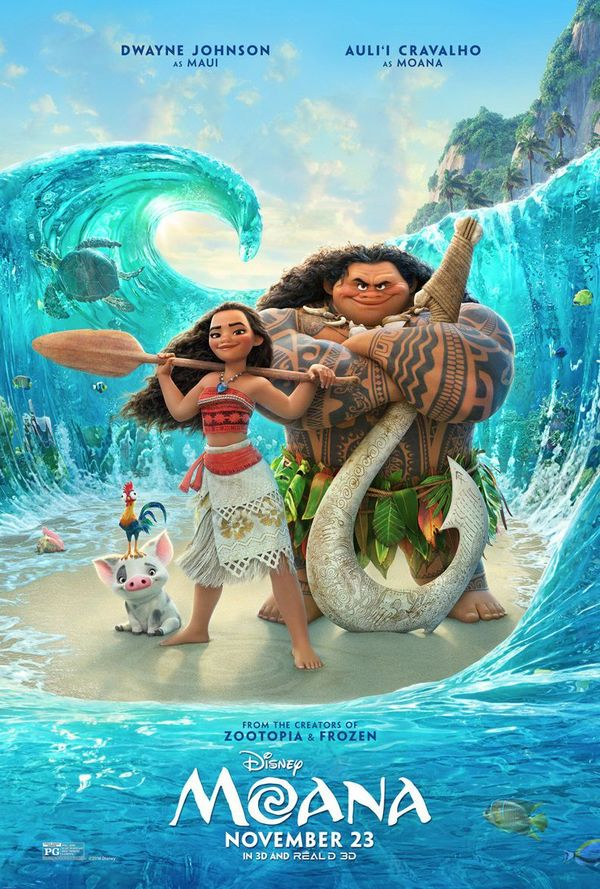 Moana is Disney's Latest Masterpiece