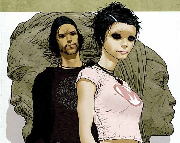 Mark Millar's Comic Book 'Jupiter's Legacy' Could be Headed for TV