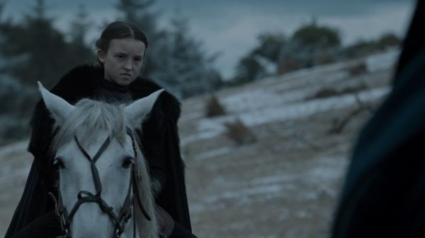 Lyanna Mormont will be back for 'Game of Thrones' Season 7