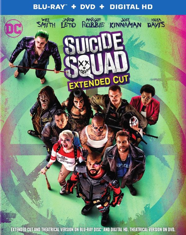 'Suicide Squad' is Getting an Extended Cut on Blu-Ray