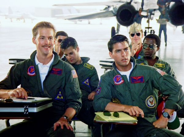 'Top Gun 2' Won't Include the ill-fated Goose from the Original