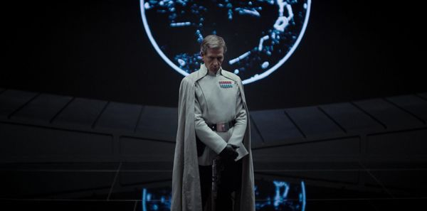 Ben Mendelsohn on Director Krennic's Hostile Relationship with Darth Vader in 'Rogue One'