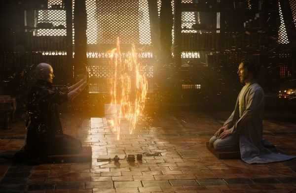 'Doctor Strange' Director Teases Sequel Ideas