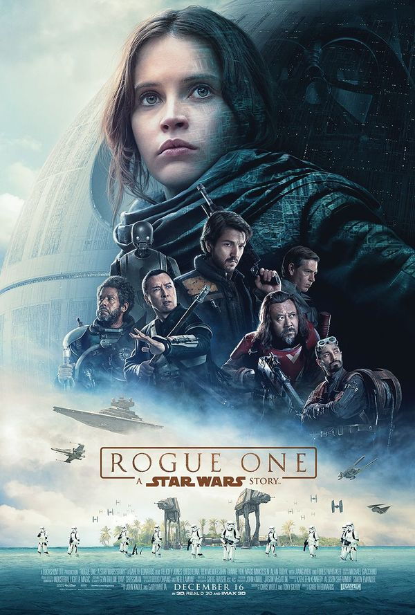 New Rogue One: A Star Wars Story Trailer Tommorrow