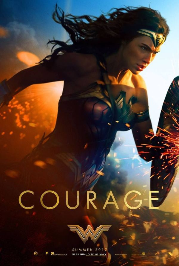 Wonder Woman: 3 new posters