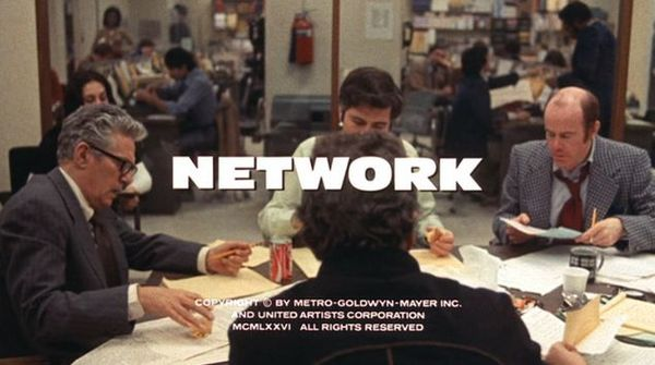 Network (1976) - A Retrospective Review