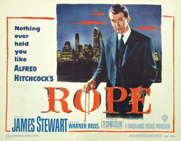 Rope (1948) - A Retrospective Review