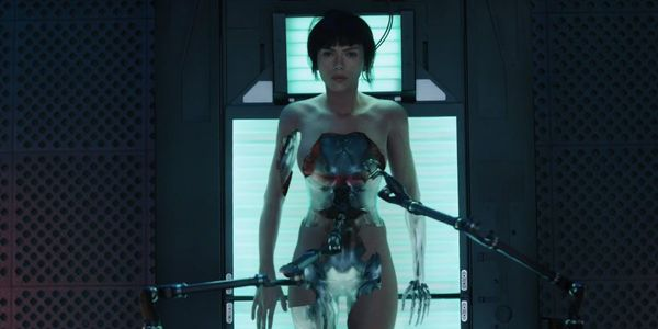 Two new posters for Scarlett Johansson's 'Ghost in the Shell