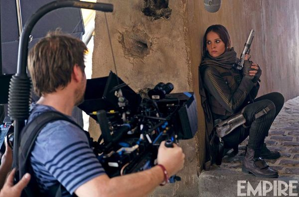 Cast Praises Director Gareth Edwards for his Work on 'Rogue One'