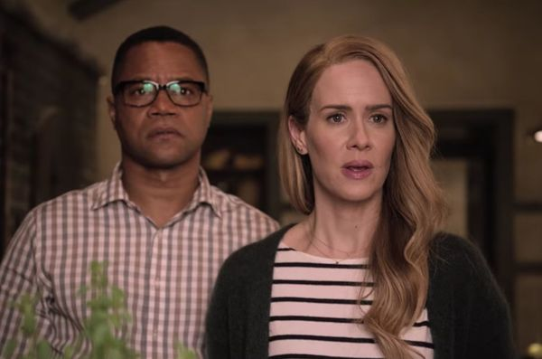 First Details for 'American Horror Story' Season 7; Sarah Paulson and Evan Peters Returning